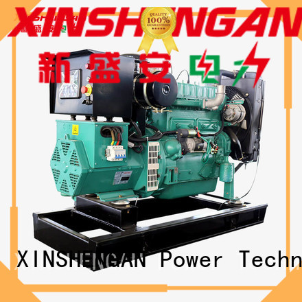 Xinshengan natural gas powered backup generator inquire now for truck