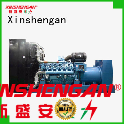 Xinshengan sale diesel generator inquire now for van