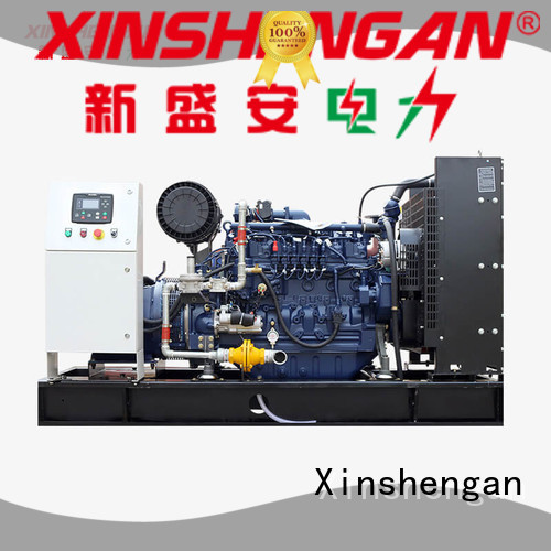 Xinshengan natural gas powered generators for home use company for power