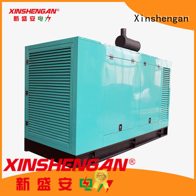 Xinshengan natural gas powered generator manufacturer for lorry