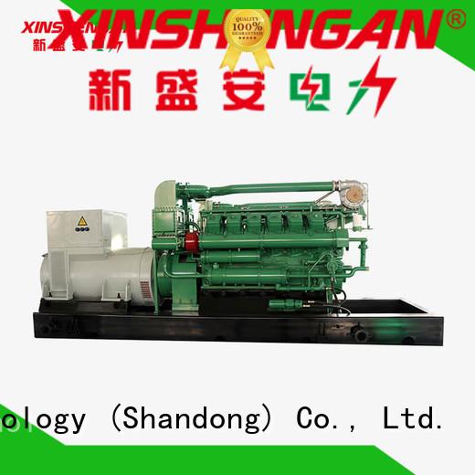 Xinshengan residential backup generator natural gas wholesale for sale