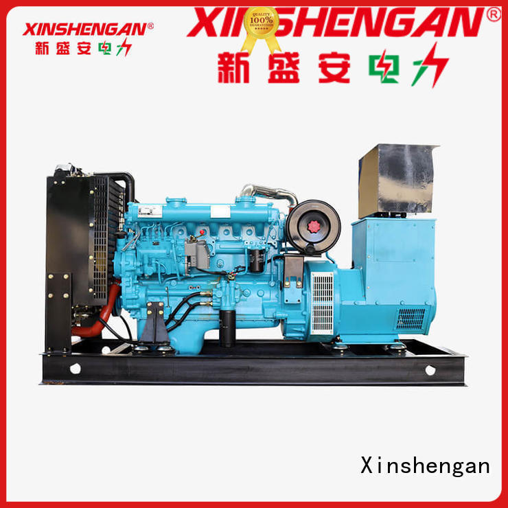 Xinshengan diesel generator plant suppliers for machine