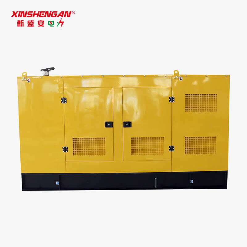250KW Cummins Emergency Diesel Generator Set