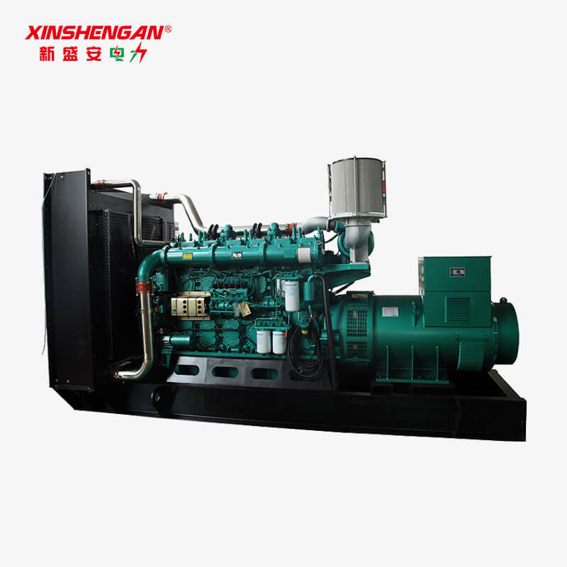 1000KVA High Efficiency Yuchai Diesel Generator Set