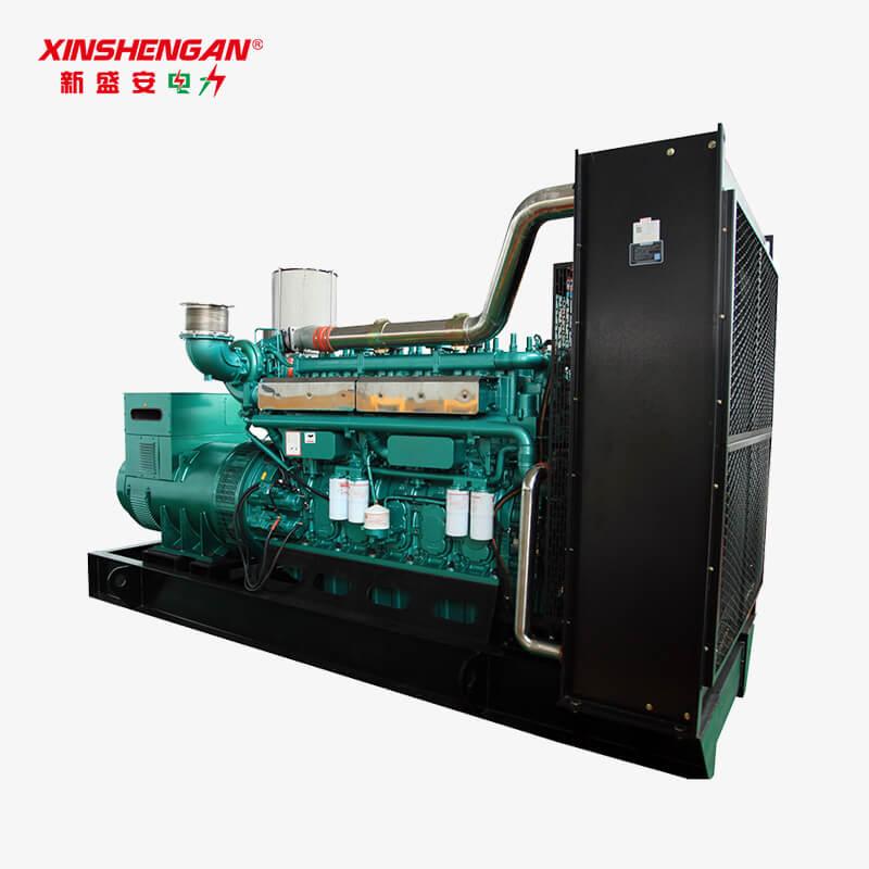 latest diesel gas generator best manufacturer for van-2