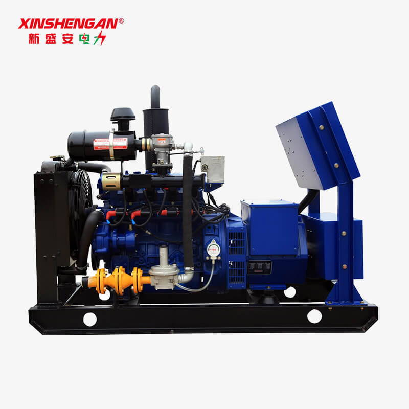 10KW Natural Gas Generator Set  Best Bdget Supplier