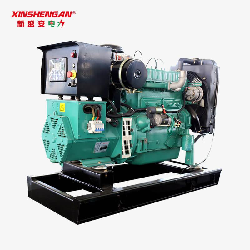 20KW Biogas Generator Set