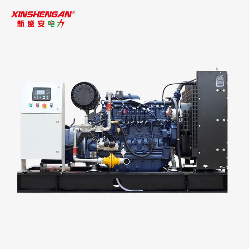 50KW Biogas Electric Start Generator Set