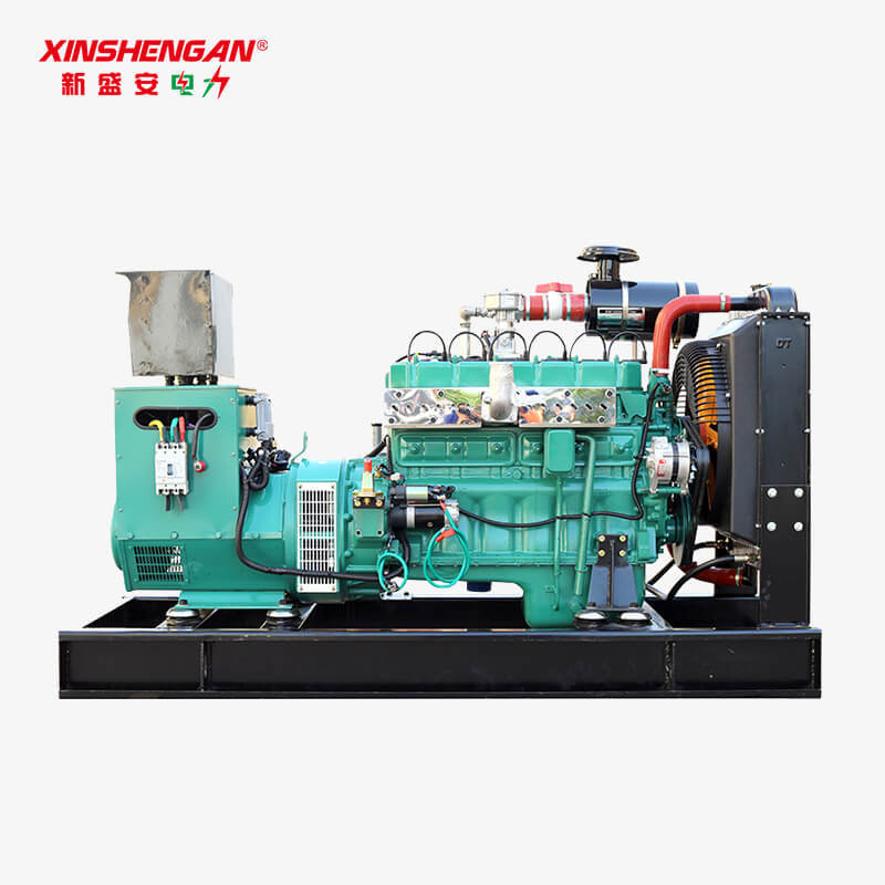 50KW Natural Gas Powered Generator Set
