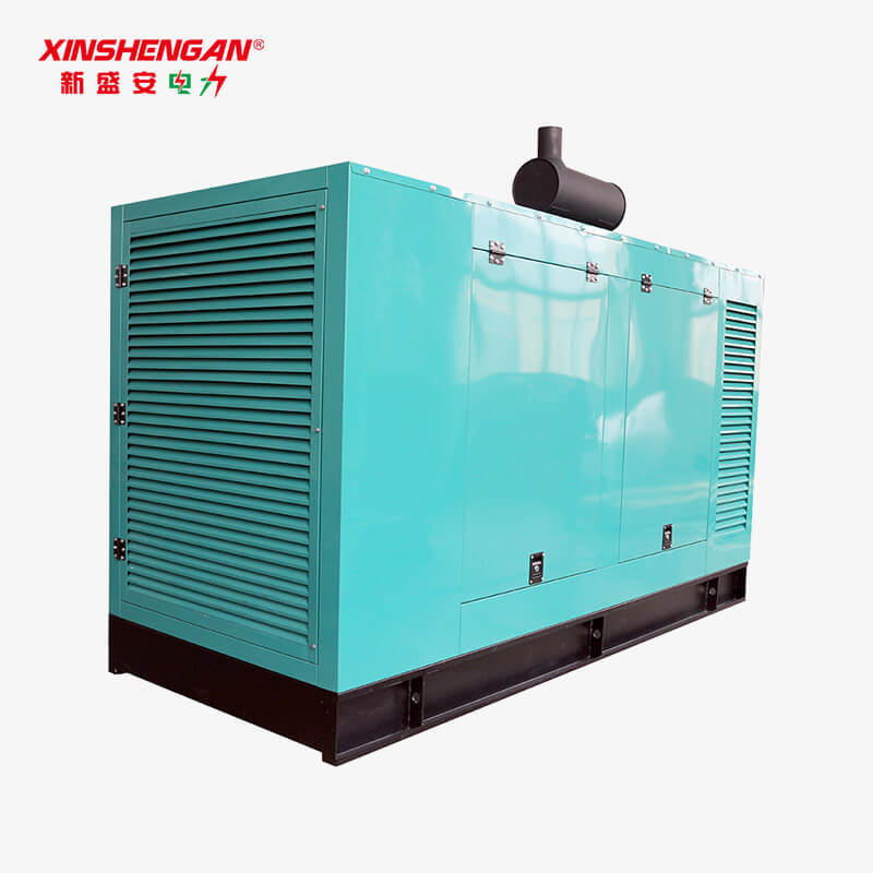 120KW Natural Gas Powered Generator Set