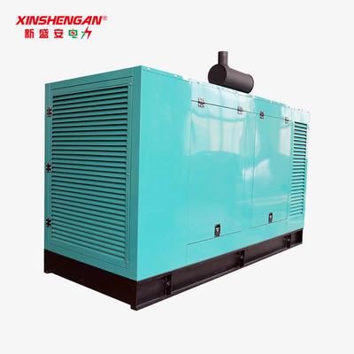 120KW Natural Gas Powered Generator Set