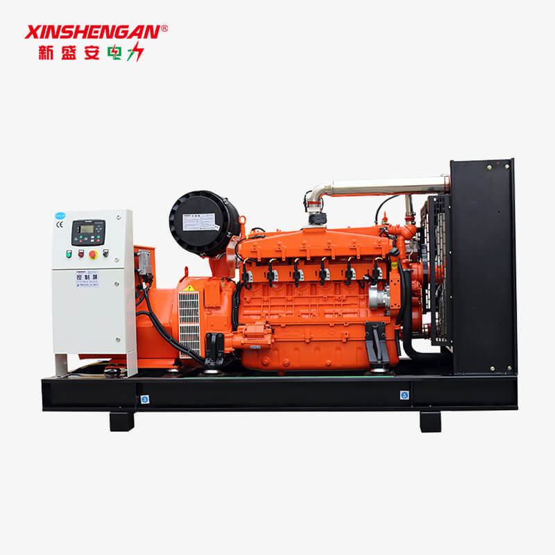 120KW Natural Gas Fired Generator Set