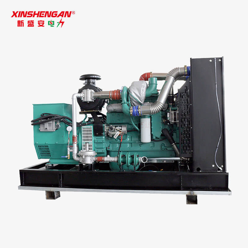 150KW Cummins Natural Gas Engine Generator Set