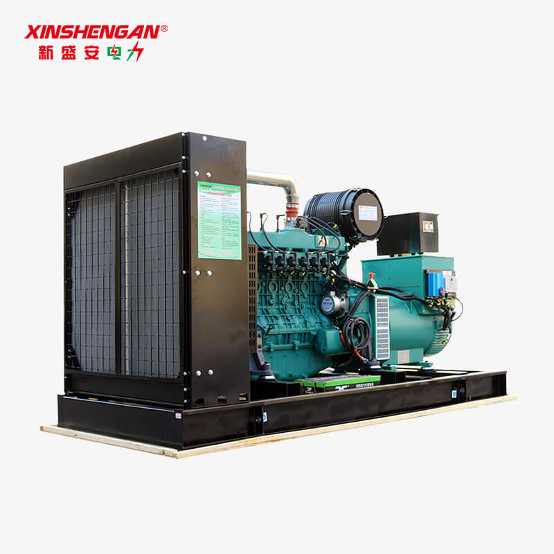 energy-saving silent generator set directly sale for lorry-1