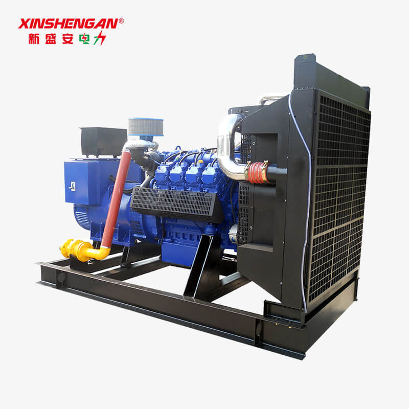 300KW Deutz Biogas Generator Set