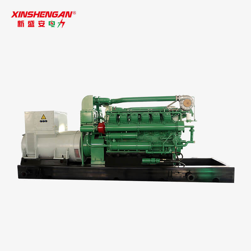 700KW Best Natural Gas Generator Set