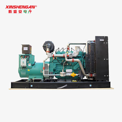 200KW Natural Gas Standby Generator Set