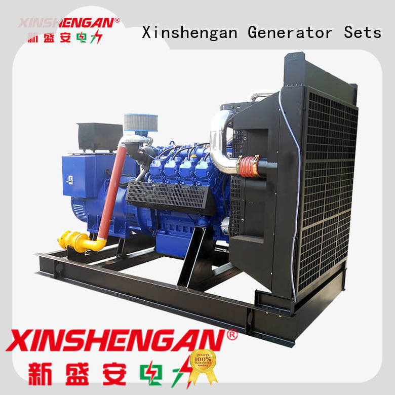 Xinshengan cost-effective quiet gas generator supply for van