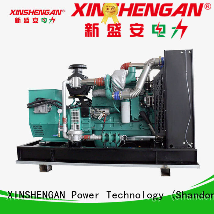 Xinshengan stable domestic gas generator supplier for machanical use
