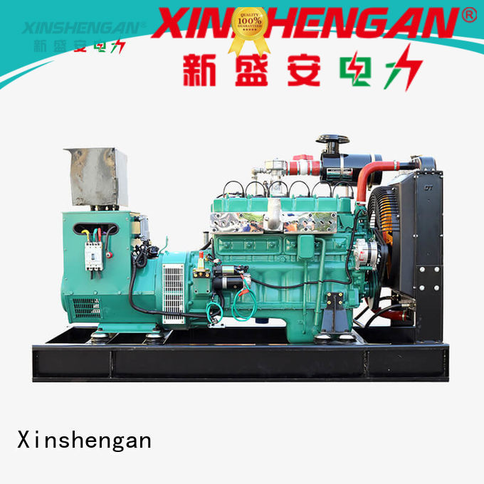Xinshengan natural gas powered generators for home use manufacturer on sale