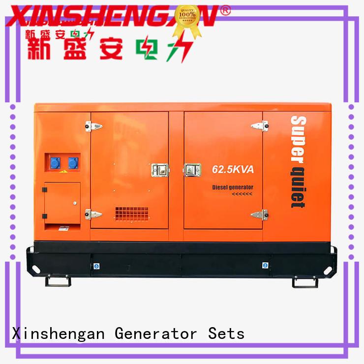 Xinshengan hot-sale diesel fuel generator from China for sale