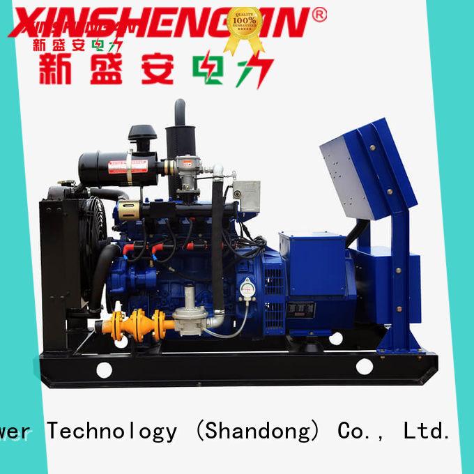 Xinshengan gas engine generator with good price for power