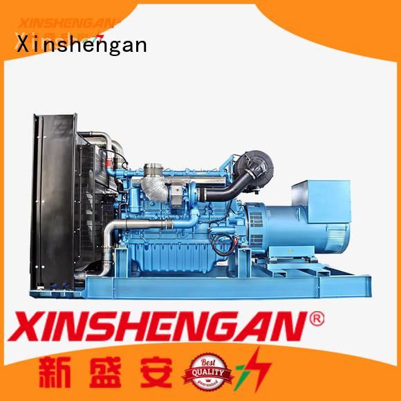 Xinshengan most efficient diesel generator factory for generate electricity