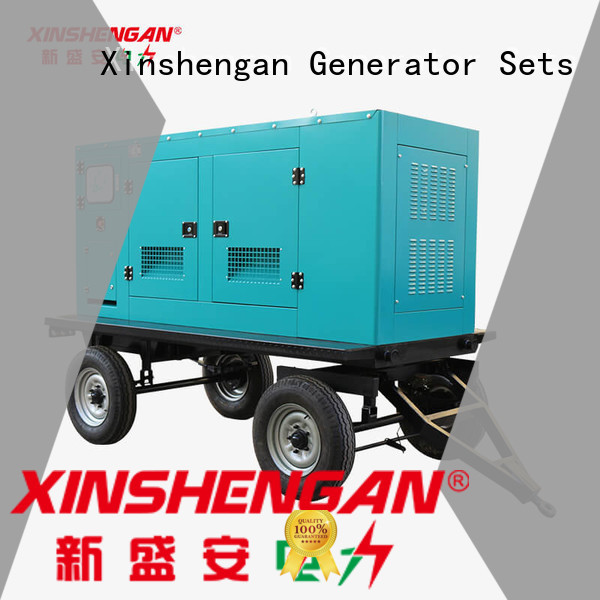 Xinshengan most efficient diesel generator suppliers for generate electricity