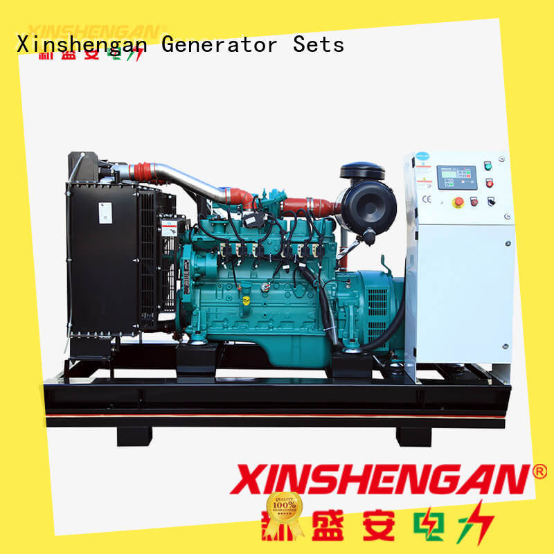 Xinshengan high quality industrial natural gas generator factory for power