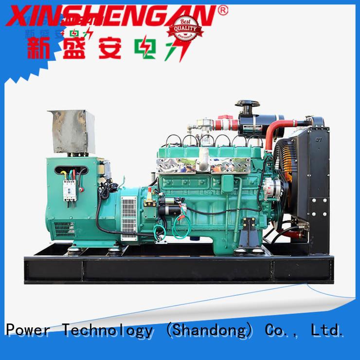Xinshengan durable natural gas standby generator wholesale for vehicle