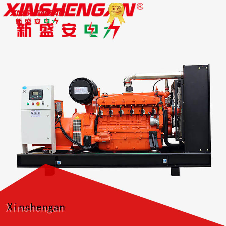 Xinshengan natural gas powered generator directly sale on sale