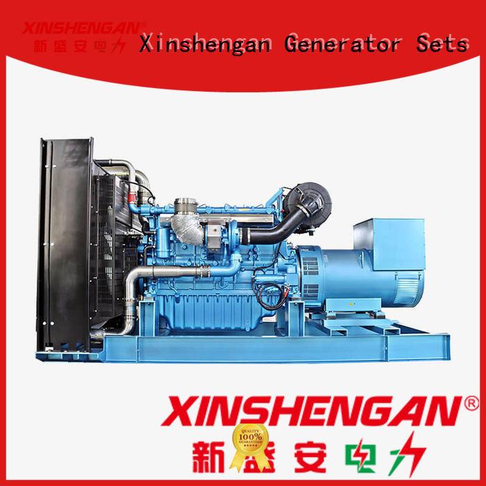 Xinshengan hot selling diesel standby generator supplier for truck