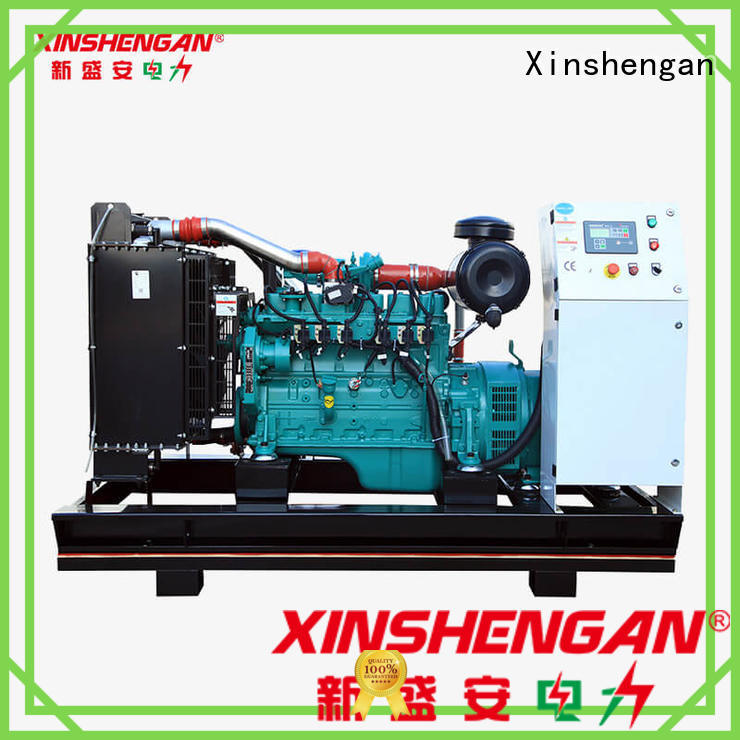 Xinshengan hot selling emergency electric generator with good price for machanical use
