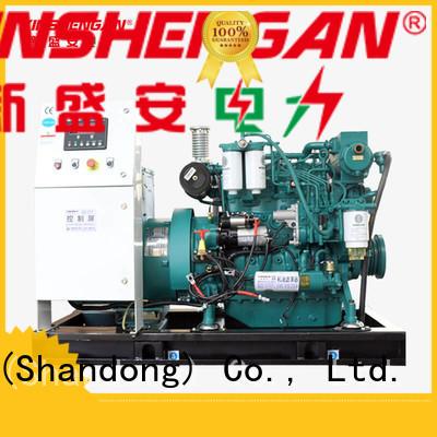 best value high power diesel generator series for vehicle