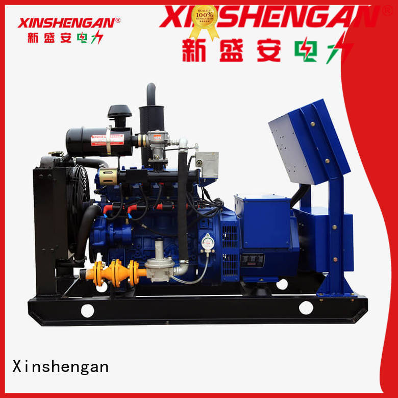 Xinshengan gas power generator from China on sale