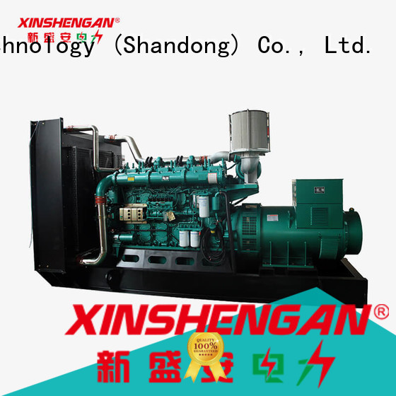 Xinshengan most efficient diesel generator directly sale for machanical use