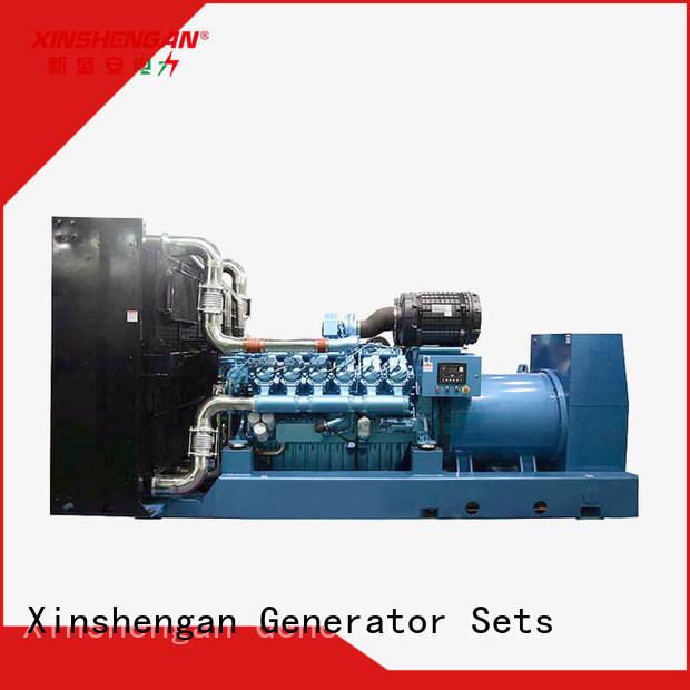 Xinshengan diesel driven generator with good price for sale