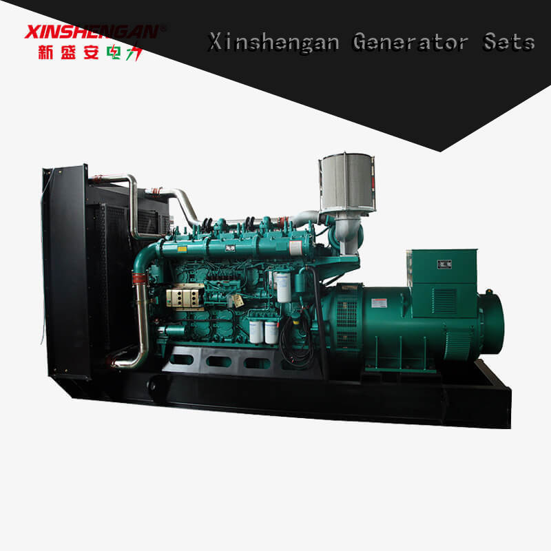 Xinshengan most efficient diesel generator from China for generate electricity