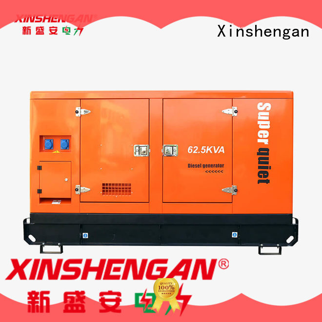 Xinshengan practical diesel backup generator supply for generate electricity
