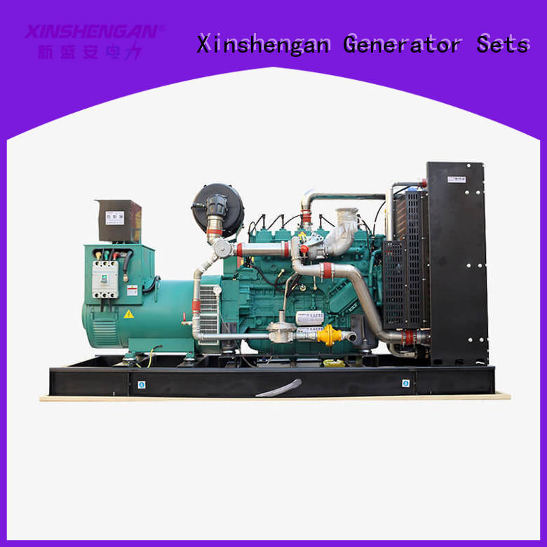 Xinshengan gas powered generator best manufacturer on sale