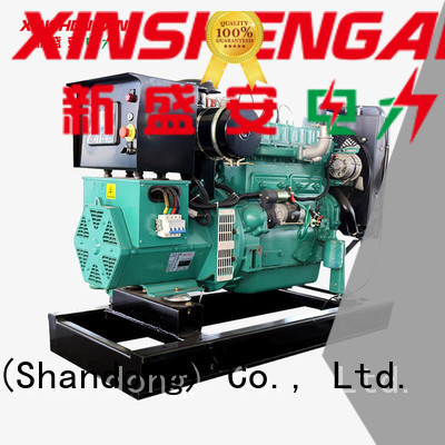 Xinshengan residential natural gas generator suppliers for van