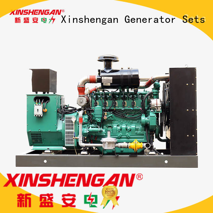 Xinshengan industrial gas generator manufacturer for generate electricity