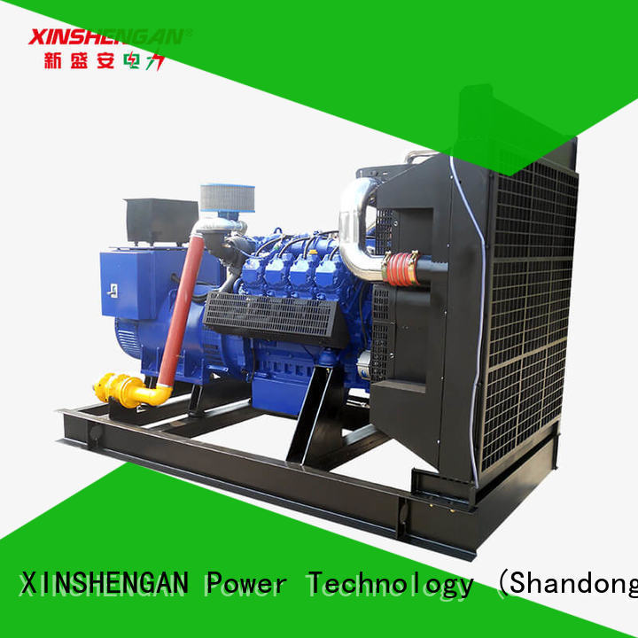 hot selling natural gas powered generator suppliers for machine