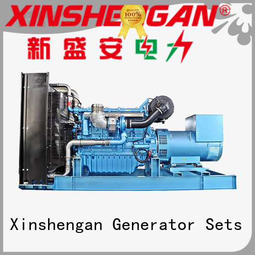 Xinshengan diesel engine driven generator best manufacturer for generate electricity