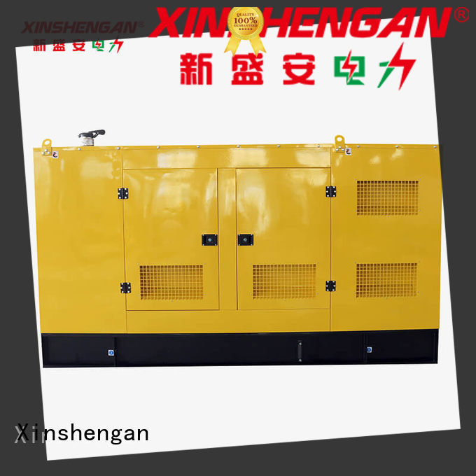 Xinshengan hot-sale compact diesel generator directly sale for lorry