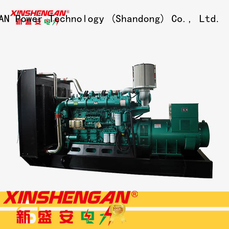 Xinshengan marine diesel generator supplier for generate electricity