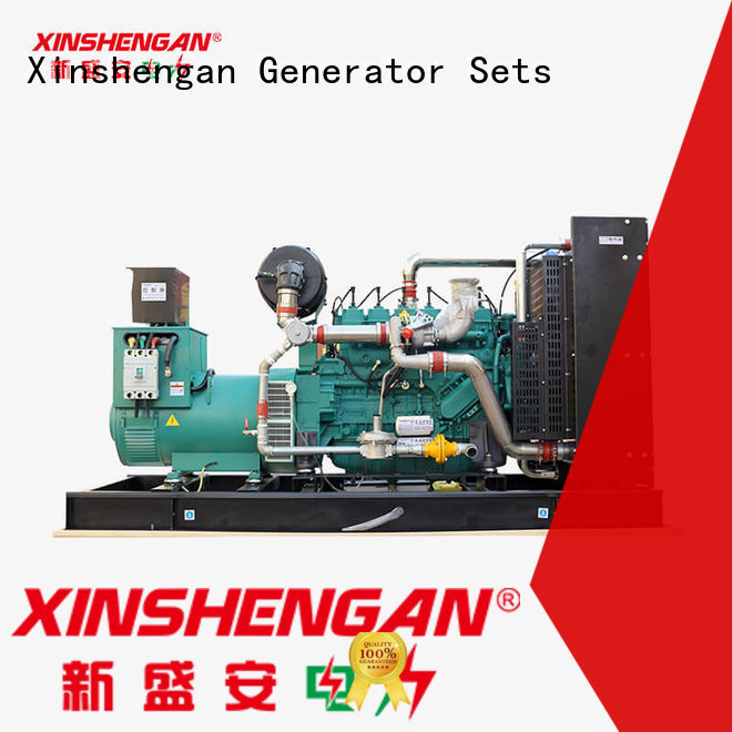 Xinshengan practical electric generator gas powered from China for machanical use