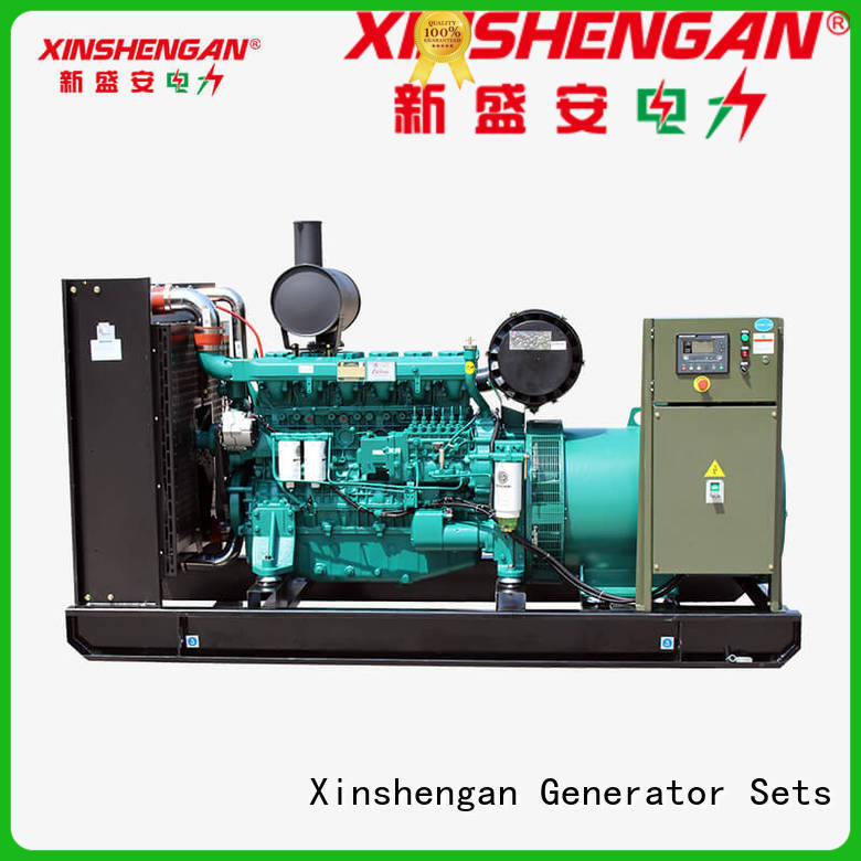 Xinshengan reliable large diesel generator company for sale