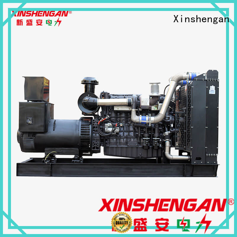 Xinshengan best diesel generator directly sale for power