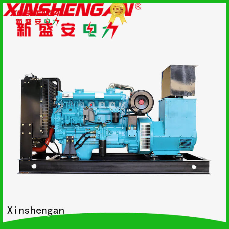 Xinshengan heavy duty diesel generator from China for sale